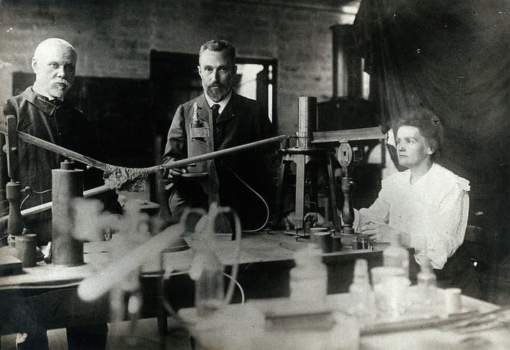 From rags to radioactivity: what Marie Curie sacrificed for chemistry
