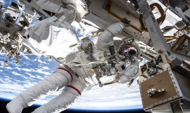 Could the International Space Station be left unattended?