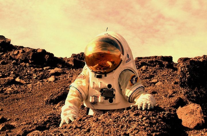 Elon Musk Wants To Put The First Man On Mars By 2024