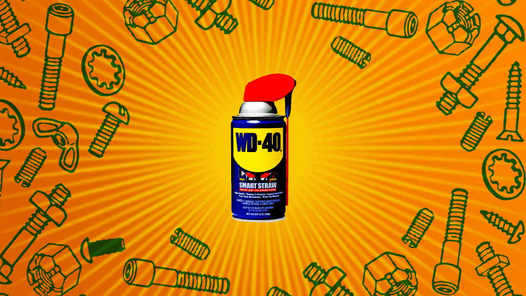 Miraculous ways to use WD-40 in your life so you can be MacGyver