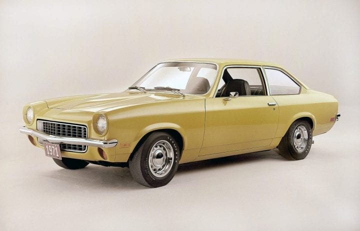 1971 Chevrolet Vega 2300 Hatchback Coupe
