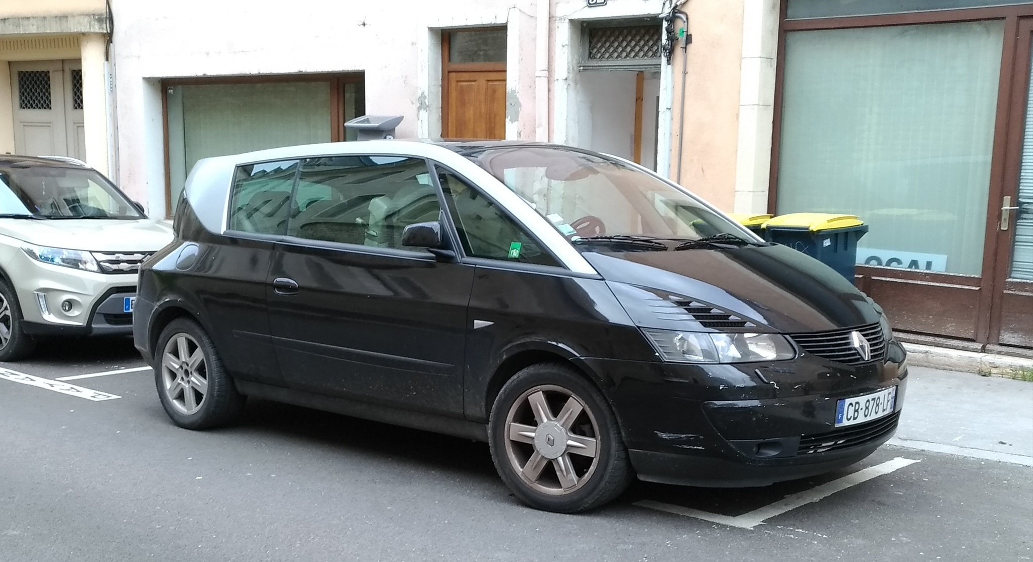 Renault Aventime