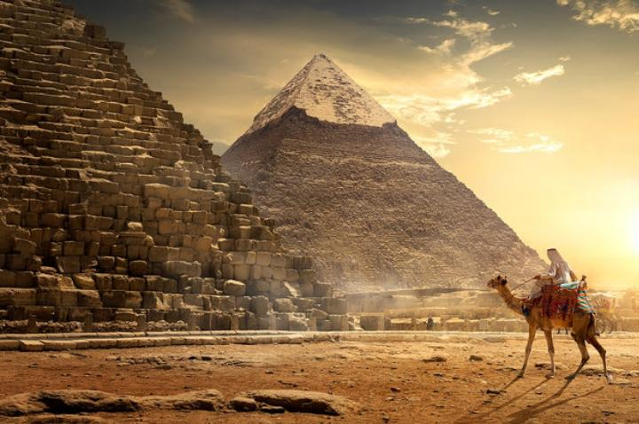 Science finally discovers how the Egyptians built the Great Pyramids