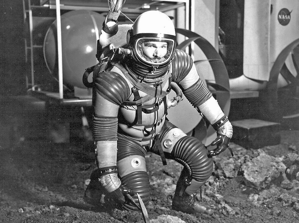 The bittersweet story of how a geologist finally reached the Moon