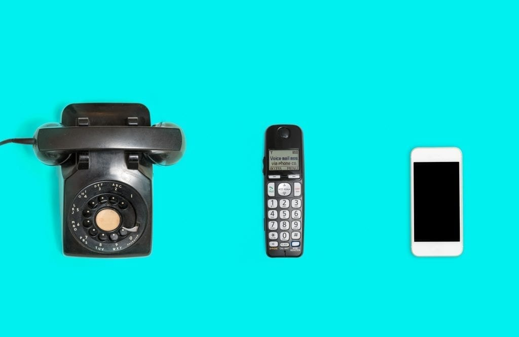 Phone tech of years past reveals how far we've come