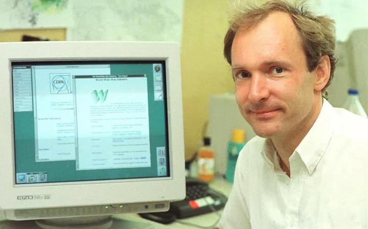 Tim Berners-Lee, inventor of the web, has new plans for the Internet