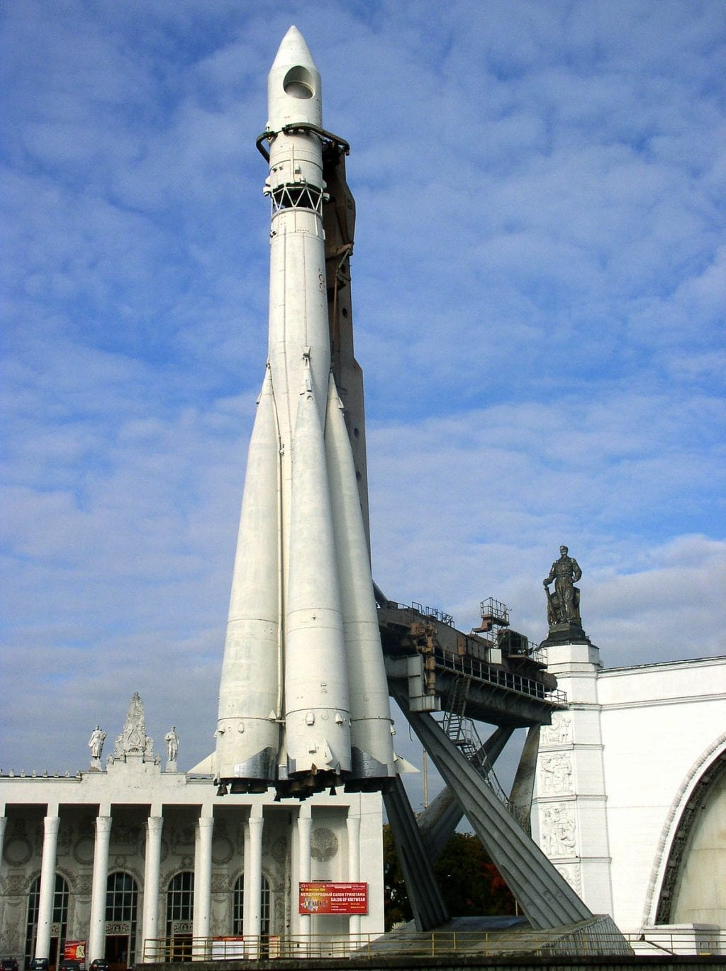 Russia claims that rocket launch failure was caused by assembly error