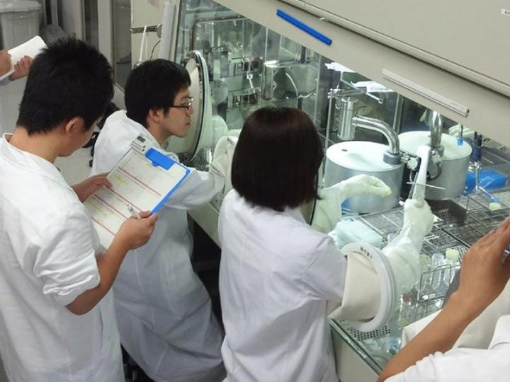 AI helps find single molecules in cells at Osaka University
