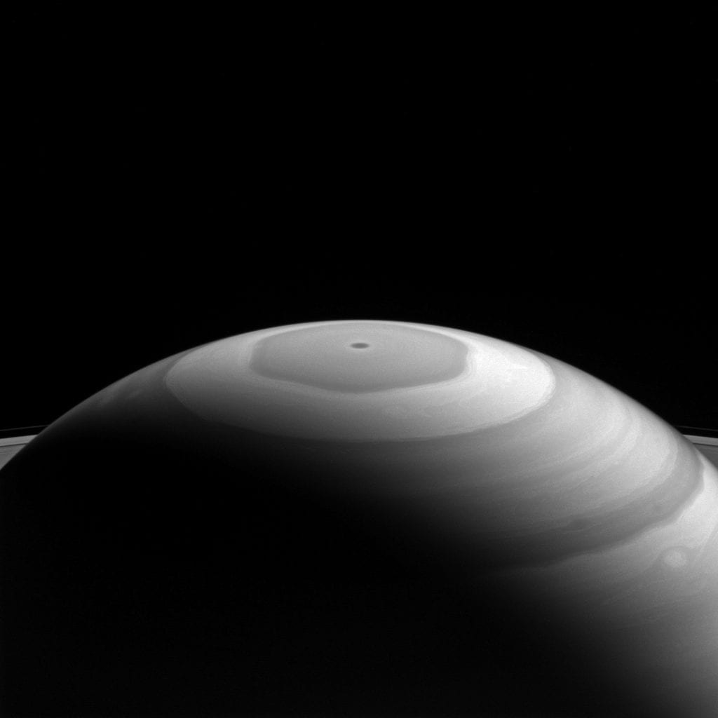 Saturn Has A Giant Hexagon At Its North Pole, And It Just Got Even Weirder