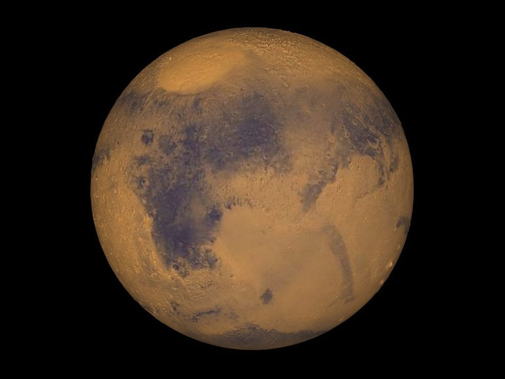 Humans could destroy any life left on Mars