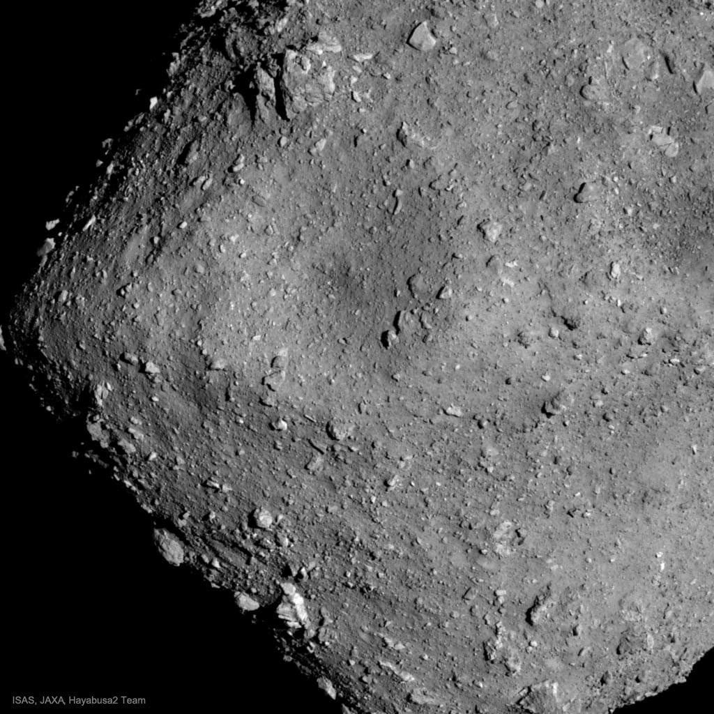 New Amazing Photos from the Surface Of Ryugu, Courtesy Of Japan's Asteroid Rovers