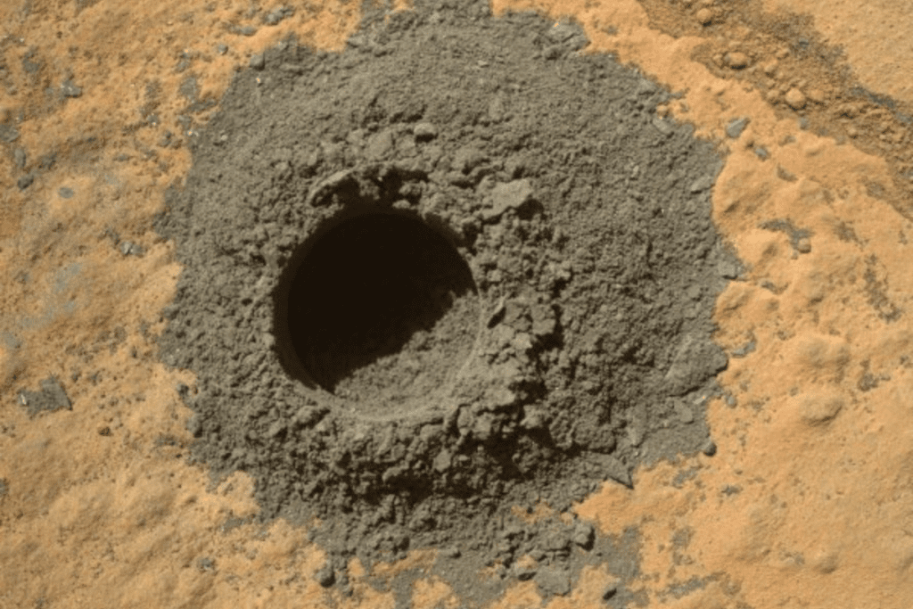 Is This The Evidence NASA Scientists Needed On Mars?