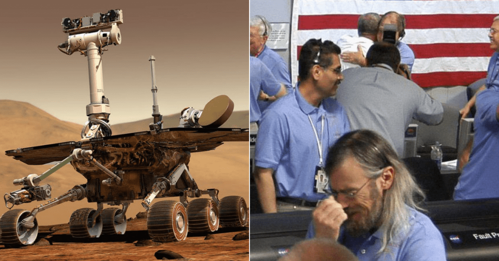 Is This The Evidence NASA Scientists Were Looking For On Mars?