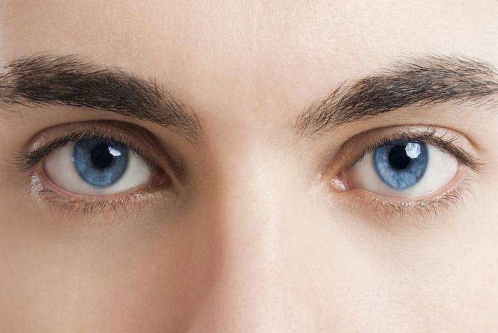 Why people have blue eyes and why they're a dying breed