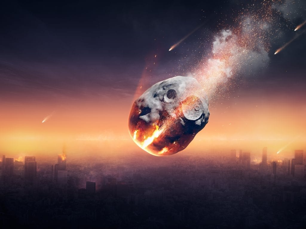 Should NASA be responsible for tracking all near-Earth asteroids?
