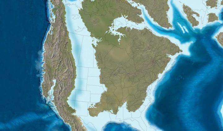 the western interior seaway over north america