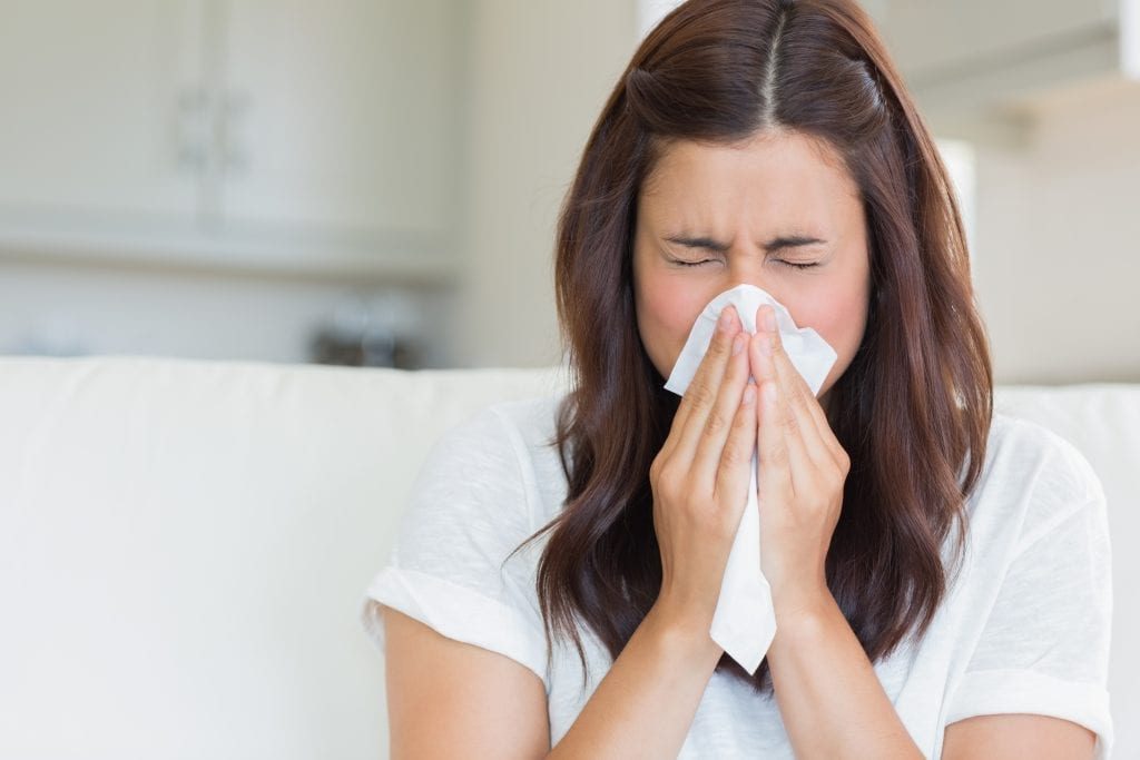 Everything you need to know about sneezing