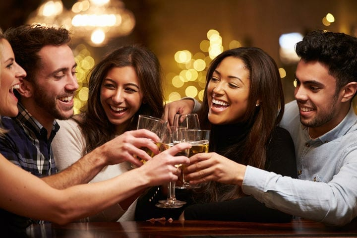 Your drunk self is your truest self, according to science