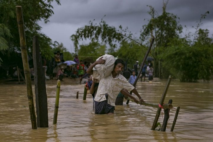 Bangladesh flooding climate change