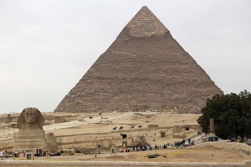 Scientists Finally Crack the Code of Giza's Great Pyramid