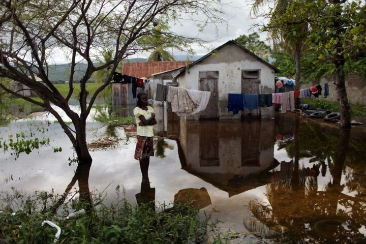 Haiti flooding hurricane