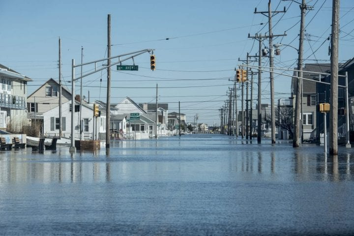 New Jersey flooding