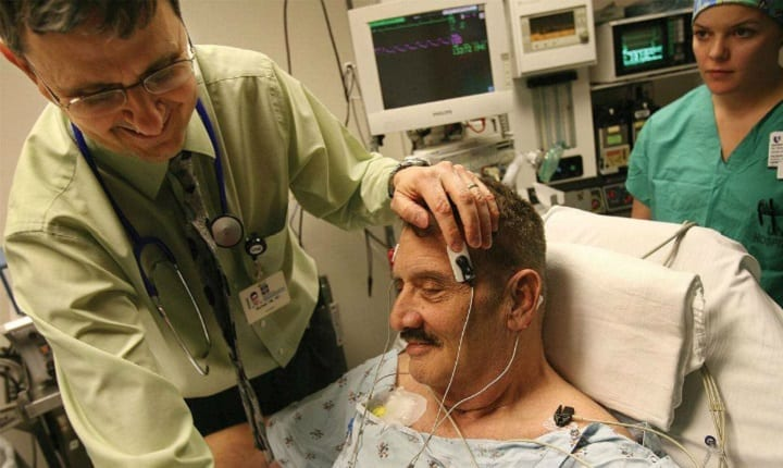 Shock therapy really isn't all that bad, research suggests