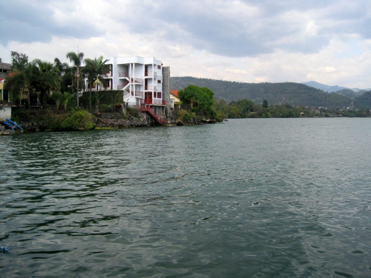 House lake kivu dangerous