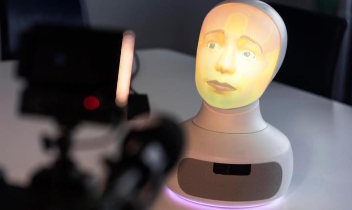 How Would It Feel To Be Interviewed For Your Next Job By A Robot?