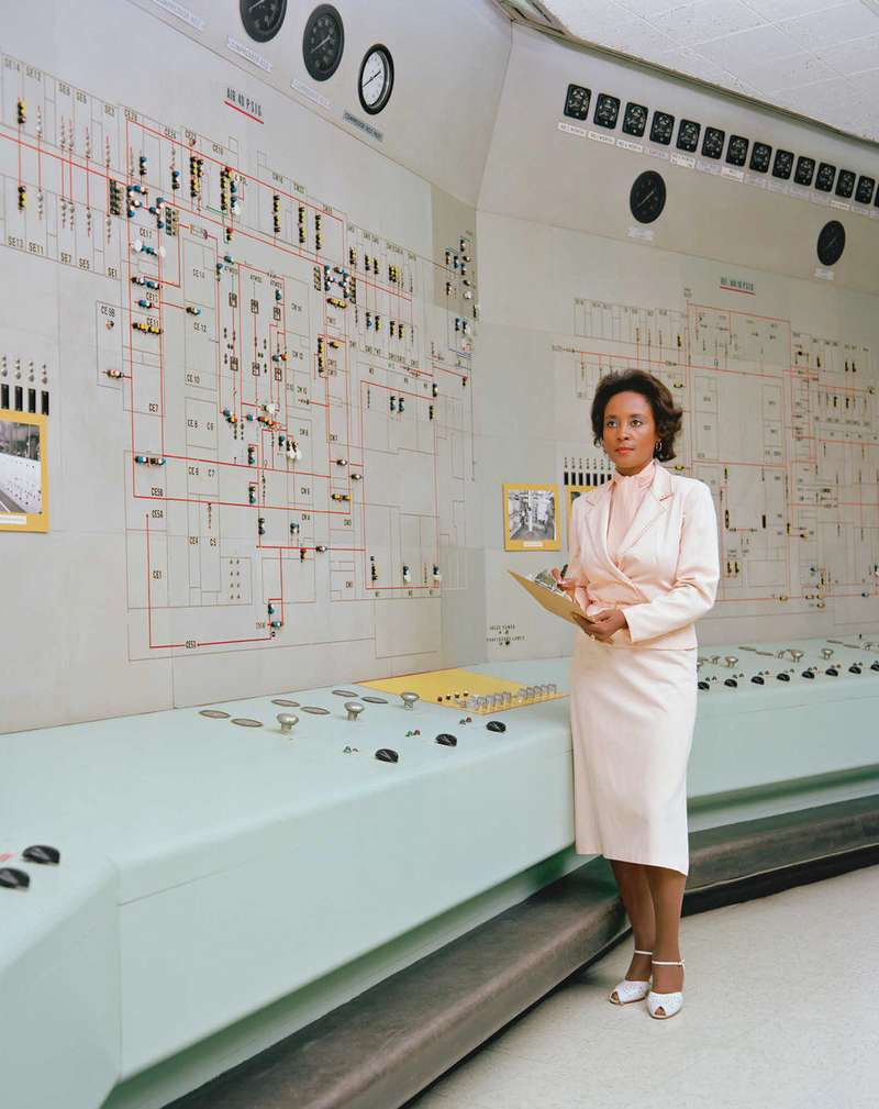 Annie Easley computer science NASA photos