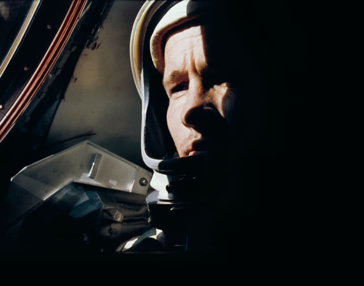 Astronaut ed white gemini 4 NASA photos