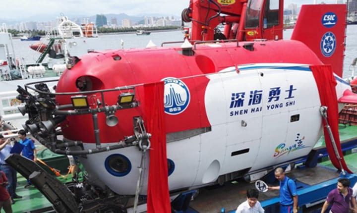 The World's First Robot-Run Deep See Base Is Being Built Off The Coast Of China