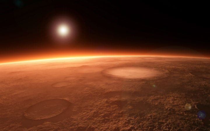 Does Martian Methane Mean Life On Mars?