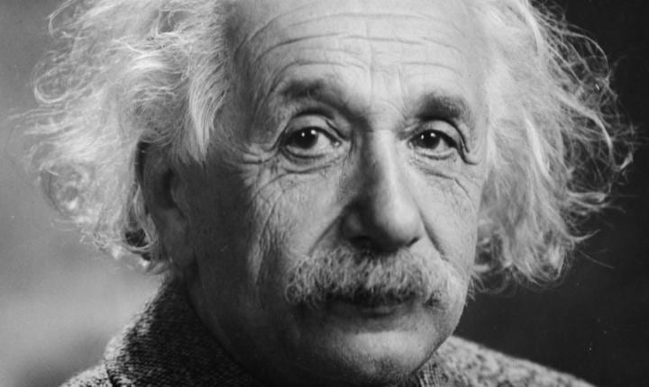 Einstein's lost document about unifying the entire universe finally surfaced in Jerusalem