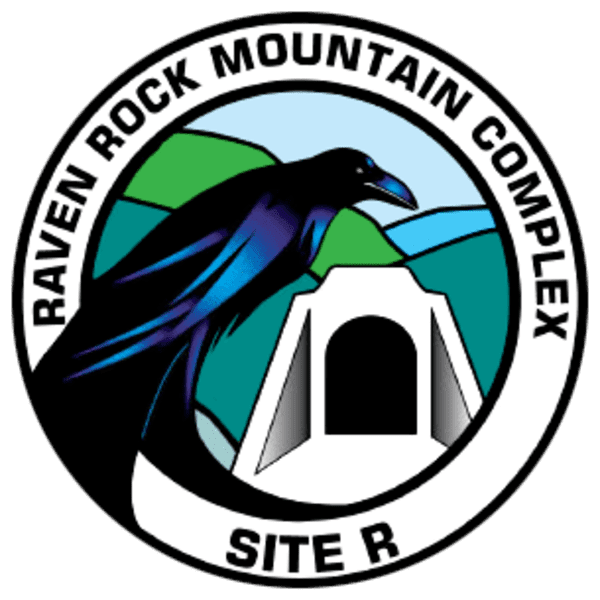 Raven Rock Mountain Complex Logo
