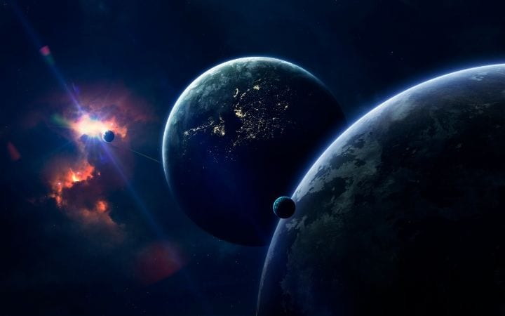 Disturbing Science Finds Other Planets