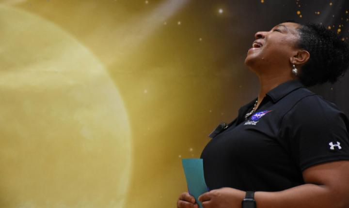 What does it take to put a woman on the Moon? At least $1.6 billion and a lot of planning