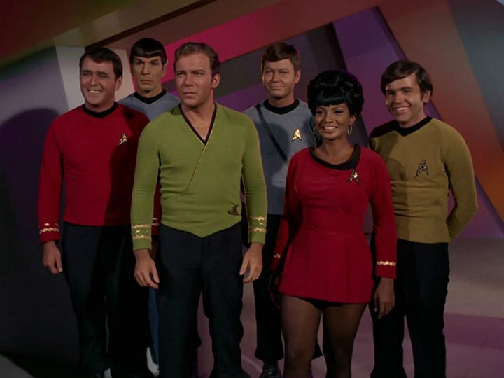 Star Trek's behind-the-scenes horror stories boldly go where no story has gone before
