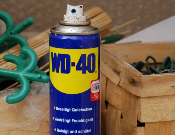 What's the magic ingredient in WD-40's 'secret sauce'?