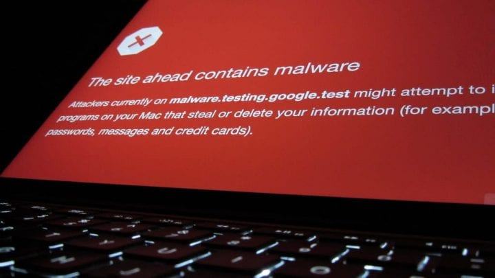 malware is gross and here it is