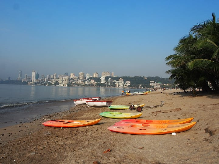 Chowpatty Beach, dangerous beach, raw sewage, pollution, contaminated water