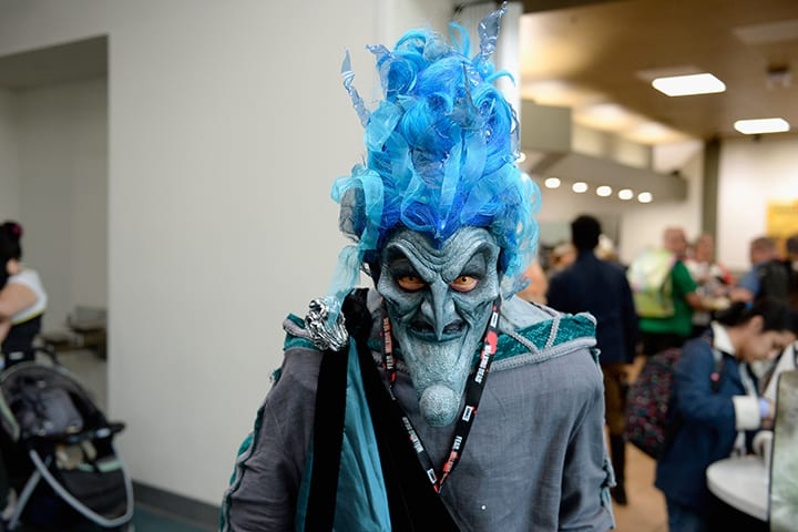 best comic con cosplay ever