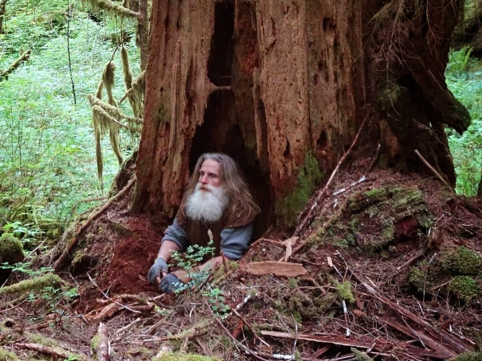 How the 'North Pond Hermit' survived three decades alone in the woods