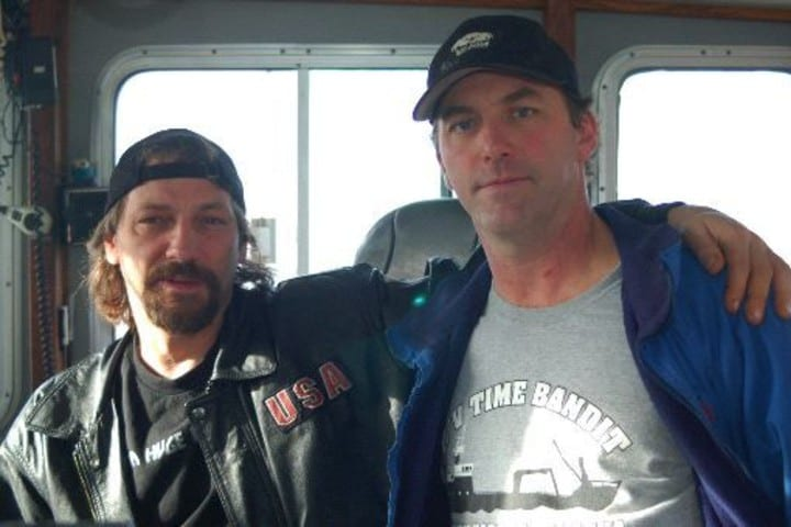 Deadliest Catch Andy and Jonathan Hillstrand