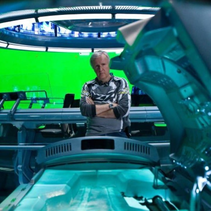 Avatar green screen