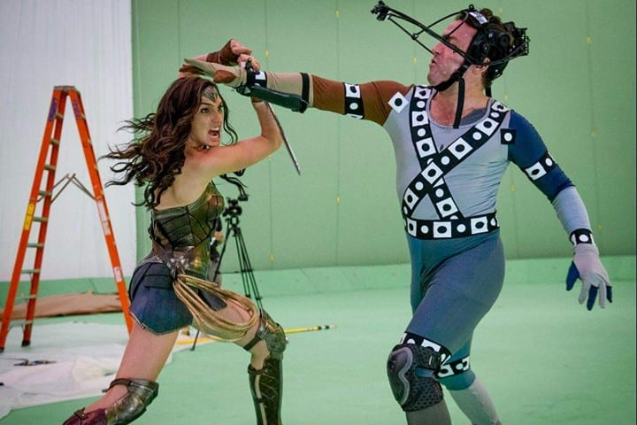 Green screen photos that show how Hollywood really works
