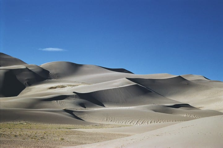 Dangerous natural tourist destinations Great Sand Dunes