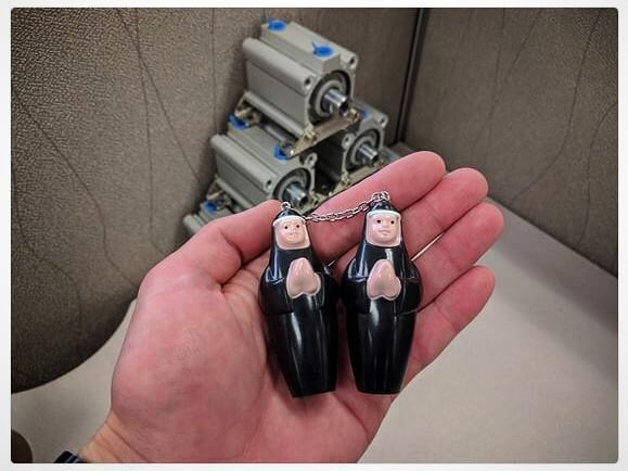 nun-chuks, TSA, customs