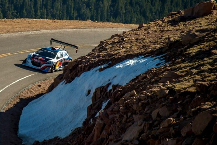 Dangerous natural tourist destinations Pikes Peak