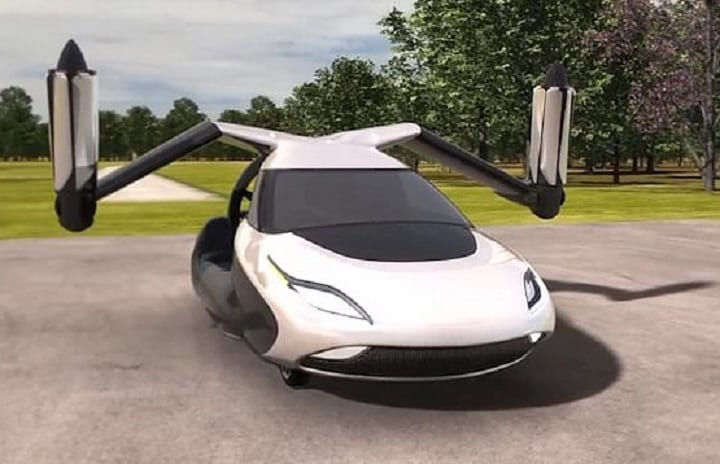 Flying Cars Might Soon Be A Reality